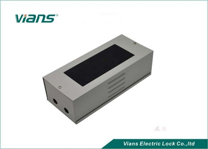 High vual12V 3A Access Control Power Supply without Standard Battery , aluminum alloy