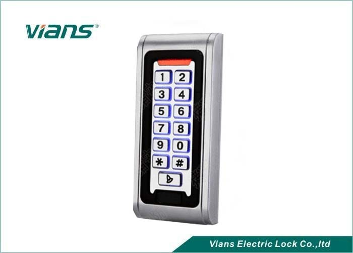 MA10- E Metal Waterproof Single Door Access Controller Keypad with  EM card ID Card