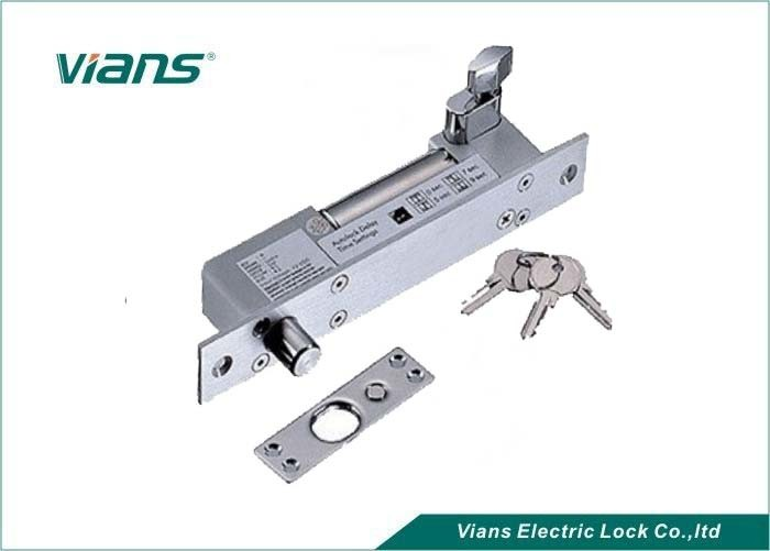 DC12V Electric Dead Bolt Lock with Cylinder and Keys for Wooden / Glass / Metal / Fireproof door